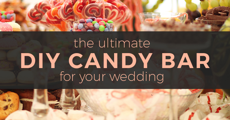 Enjoyable The Ultimate Diy Candy Bar For Your Wedding The Warrell Beutiful Home Inspiration Papxelindsey Bellcom